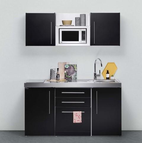 Mini Küchen miniküchen aus metall auf kuechenkontor gmbh de